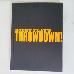 Other - 🌻2/$30 NEW BOBBLY FLAY'S THROWDOWN RECIPE BOOK
